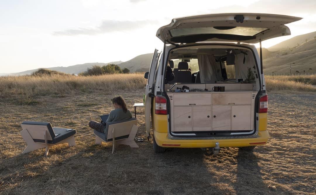 Трансформируемый Volkswagen Transporter: новая и лучшая компоновка кемпера