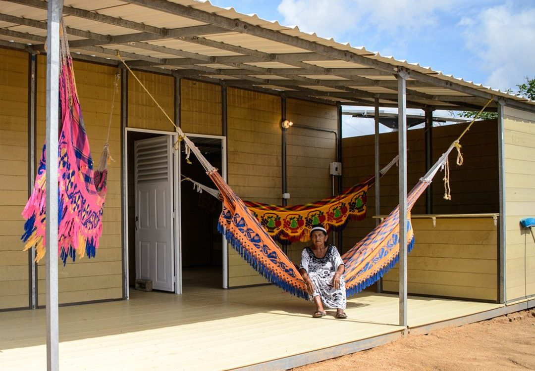 Колумбийская строительная компания создает доступные дома из кофейных отходов