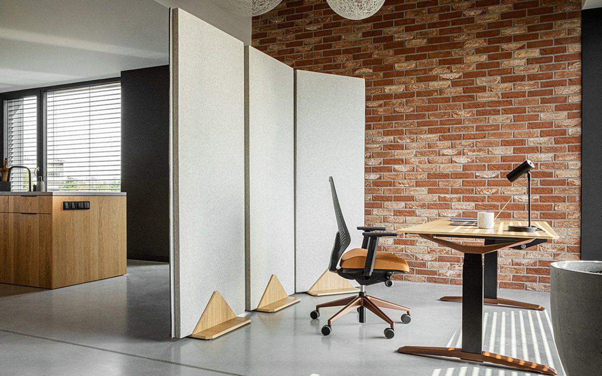 Акустические панели Vank Wall 3 для домашних офисов