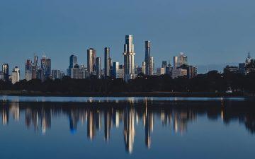 «Австралия 108»: супервысокий небоскреб со «звездой» в небе Мельбурна