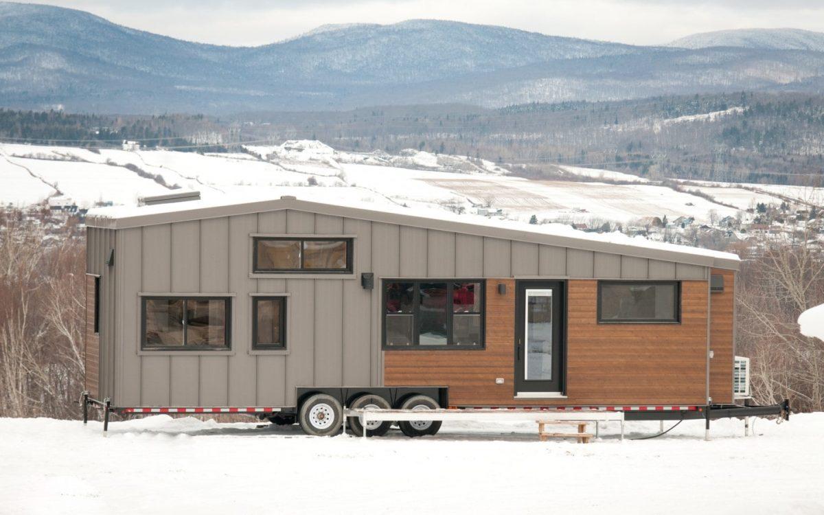 Noyer XL: крошечный макси-дом от Minimaliste