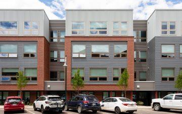 В Аспене новая жилая многоэтажка будет работать на солнечной энергии