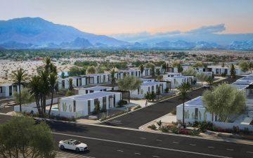 Первый в мире жилой район из 3D-печатных домов появится в Калифорнии