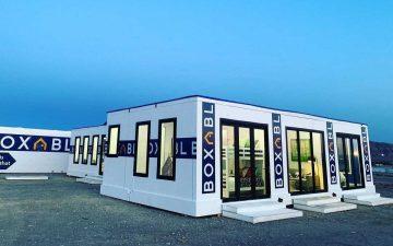 Boxabl casita: крошечный дом от Илона Маска