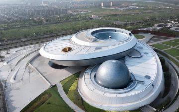 В Китае открылся крупнейший в мире астрономический музей