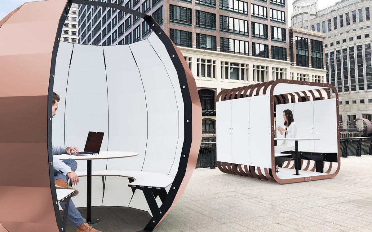 Minka Solar Pods: универсальные, автономные чат-хабы
