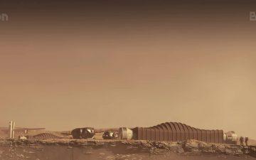 Mars Dune Alpha: 3D-печатная модель среды обитания НАСА на Марсе