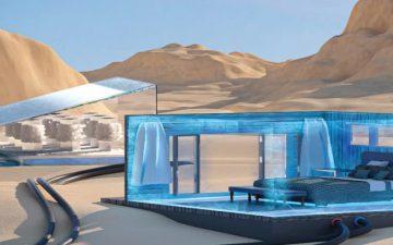 В Саудовской Аравии разработали систему охлаждения, работающую от солнечного света и соленой воды